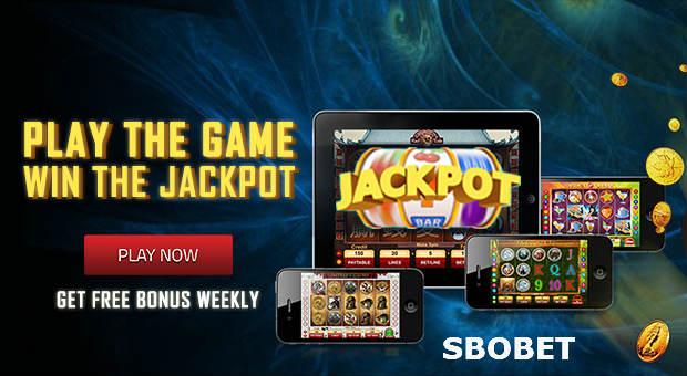 Jackpot Sbobet Casino Online